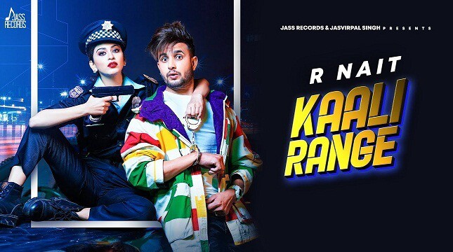 Kaali Range song Lyrics By R Nait Ft Gurlej Akhtar