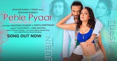 Pehle Pyar Ka Pehla Gum Lyrics | Parth New Song Lyrics
