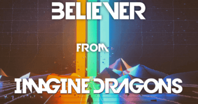 Believer Song Lyrics In English | Imagine Dragons Song