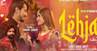 Lehja Song Lyrics | Mr. Faisu & Jannat New Song